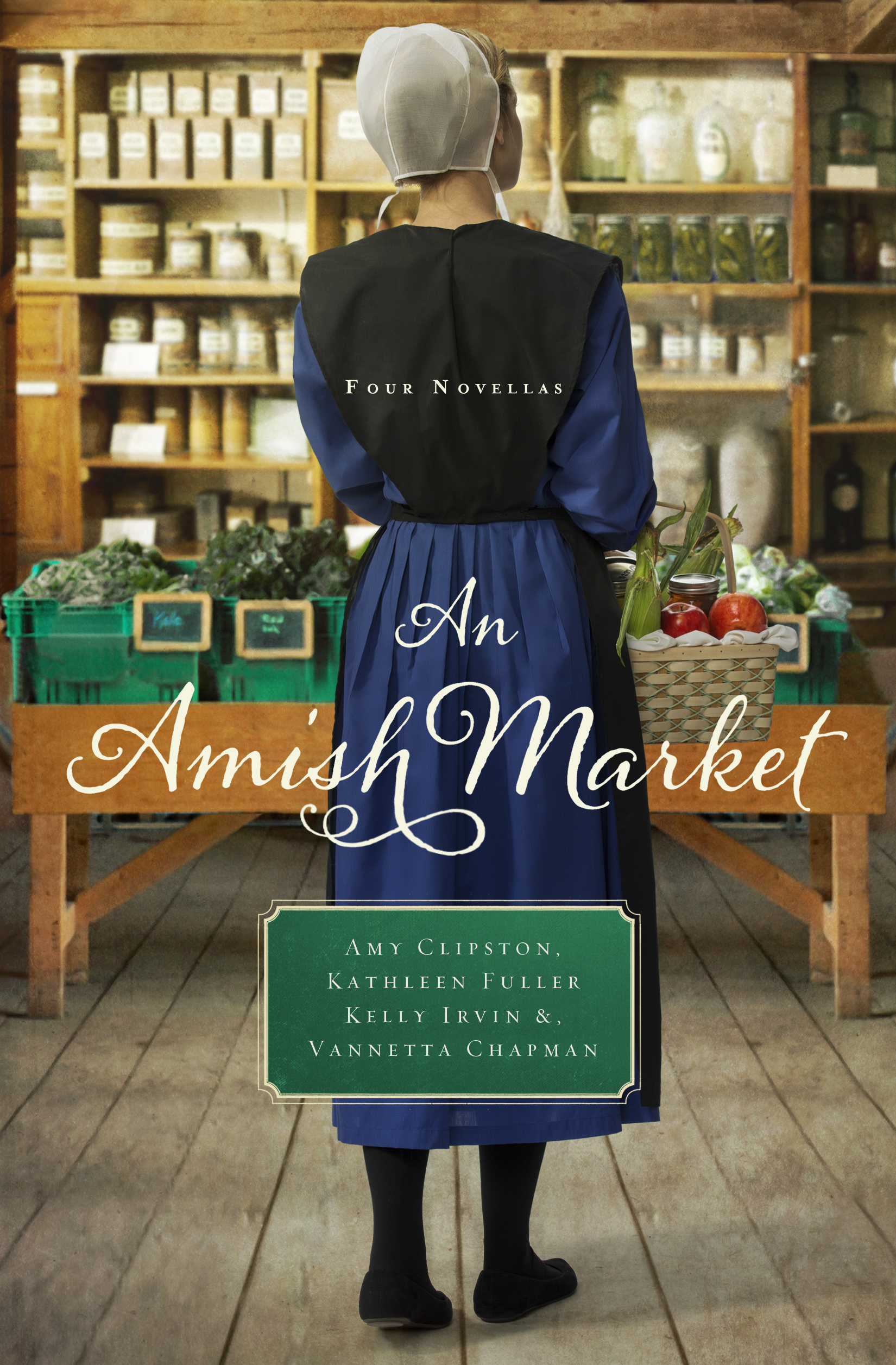 An Amish Market
