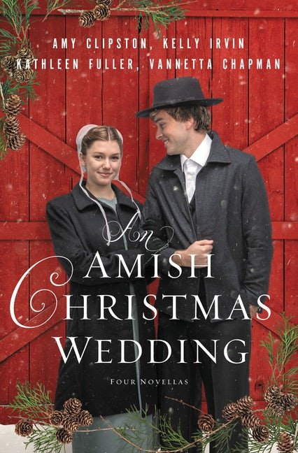 An Amish Christmas Wedding (Releasing 10/6/20)