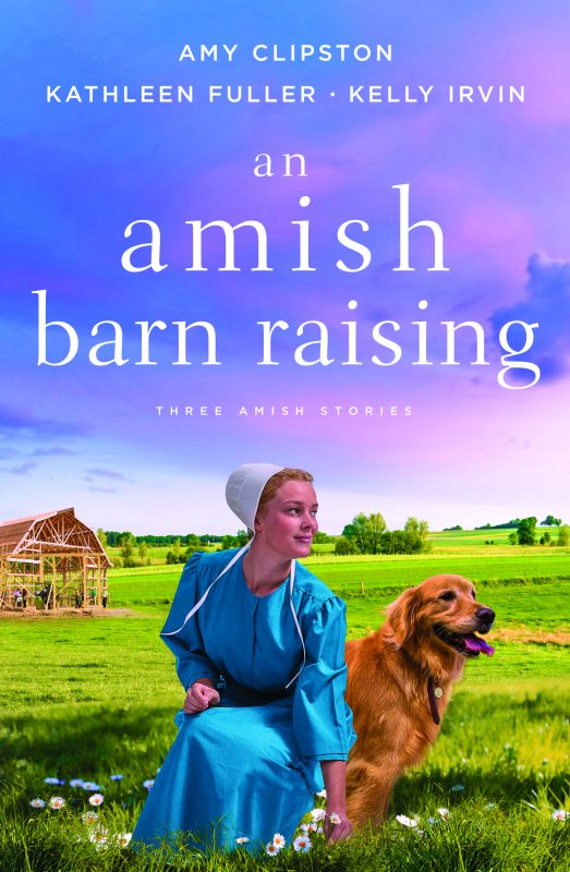 An Amish Barn Raising (Releasing 4/6/2021)