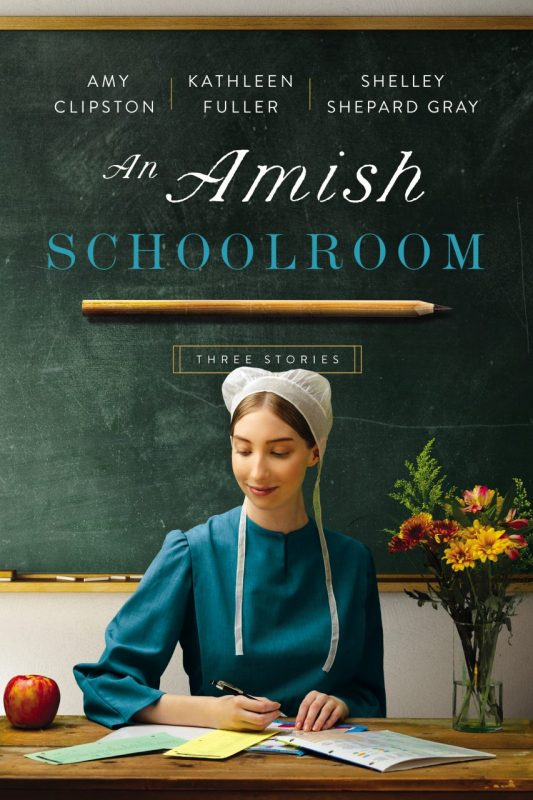 An Amish Schoolroom (Releasing 8/3/2021)