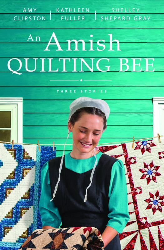 An Amish Quilting Bee (Releasing 12/7/2021)